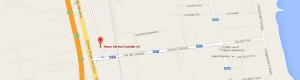 mappa tecno service cataldo